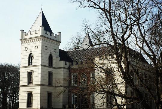Geert Jan Jansen woont tegenwoordig in Kasteel Beverweerd in Werkhoven. Foto: Evert-Jan Pol.