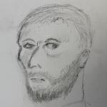 Vincent van Gogh. Tekening: Evert-Jan Pol.