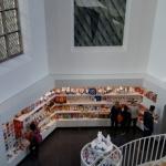 Museumwinkel van boven gezien.